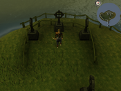 Emote clue Panic Mausoleum