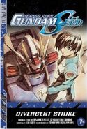 Mobile Suit Gundam SEED (Novel) Volume 1