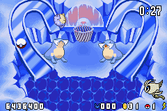 Sealeo Bonus - Pokémon Pinball - Ruby and Sapphire