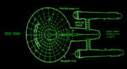 Constitution class, NCC-1700, Datalore
