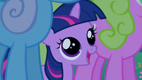 Filly Twilight happy S1E23