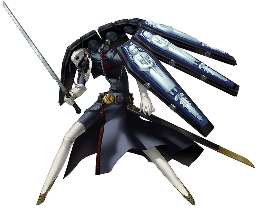 Help Advice On Thanatos From Persona 3 Cosplay Details