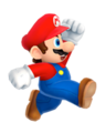 Mario Jumping NSMB2