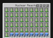 The Exterminator's reactor set up