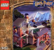 Lego Harry Potter 4728 - The Dursley&#39;s House