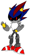 Mecha Eric the Hedgehog by Needlemouse