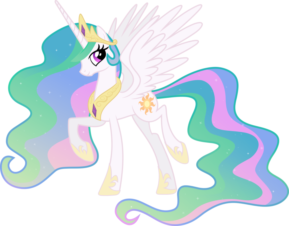 Princess celestia spongebob friends adventures wiki - Princesse poney ...