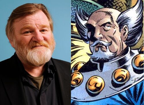 Brendan Gleeson Vulko