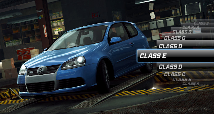 World-Class Cars