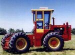 Versatile 118 4WD w cab