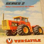 Versatile 800 brochure