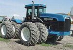 NH Versatile 9384 4WD - 2000