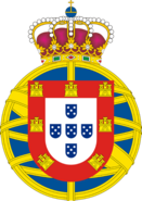 Coat of arms of the United Kingdom of Portugal, Brazil and the Algarves