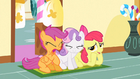 "Scootaloo ""Eww!"" S1E23"