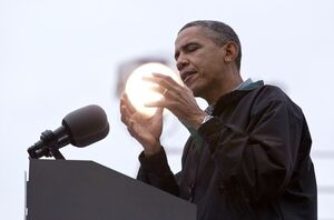 Obama is a wizard