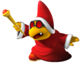 Red magic koopa.