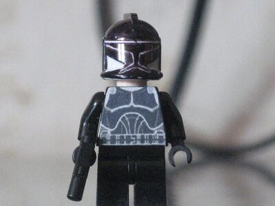 Lego Phase 1 Clone Shadow Trooper