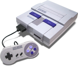 Super Nintendo Entertainment System (North America)