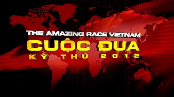 Cu?c ?ua K? Th� (seson 1) - The Amazing Race Vietnam