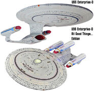 AA DST Enterprise-D