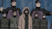 Naruto&#39;s guards