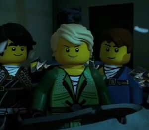 Child's Play - Older Lloyd Garmadon