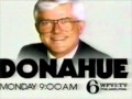 WPVI-TV's Donahue Video ID From 1990