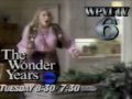ABC-TV's The Wonder Years Video Promo With WPVI-TV Philadelphia Byline For Tuesday Night, April 5, 1988