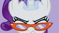 Rarity irritated S1E14