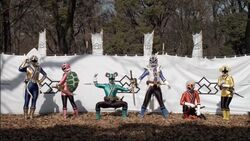 Forest Animal Sentai Shinkenger