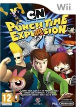 Cartoon Network PTE XL Original Boxart
