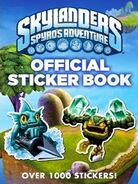 Sticker Book cover