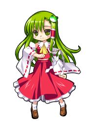 Sanae Reimu