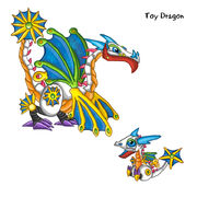 Toy Dragon