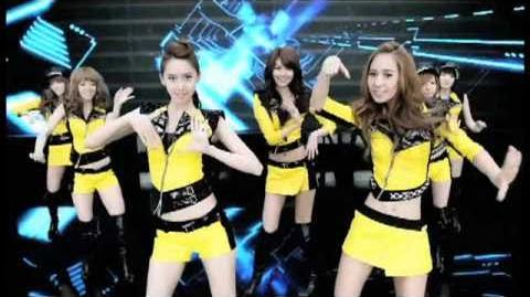 Girls' Generation - Mr
