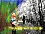 Seddie - You Bring Color To My Life