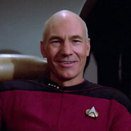 Beta Renner cloud influencing Picard
