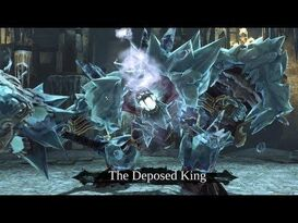 Darksiders II The Deposed King