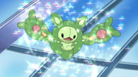 EP753 Reuniclus de Hirokazu