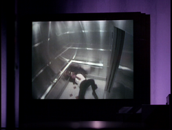 Ghost in the Machine Death Scene
