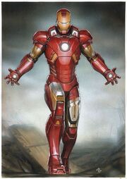 IronMan Avengers Mark VII