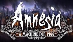 Machine for Pigs logo