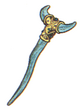 Rune Staff FFIII Art