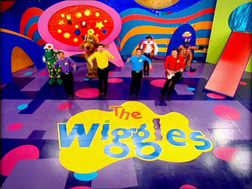 Wiggly Party - WikiWiggles