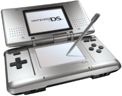 Nintendo DS - Original Grey Model