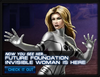 Invisible Woman News Future