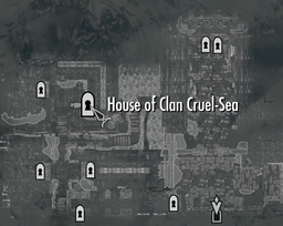 House Clan Cruel Sea Map