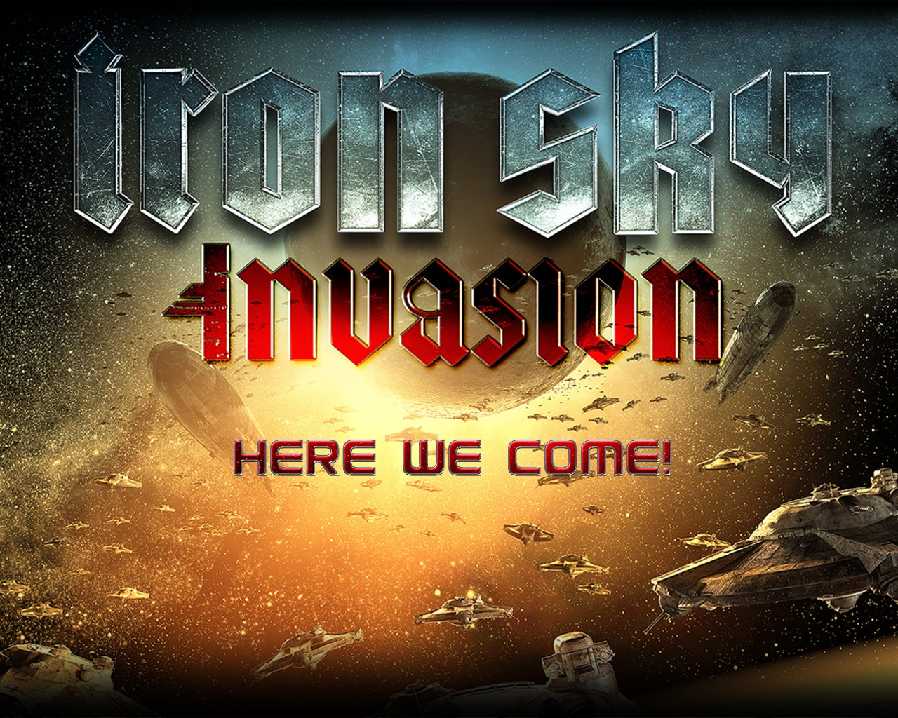 Iron Sky Invasion Banner