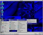 Virtual PC 3 for Mac OS running Windows 95
