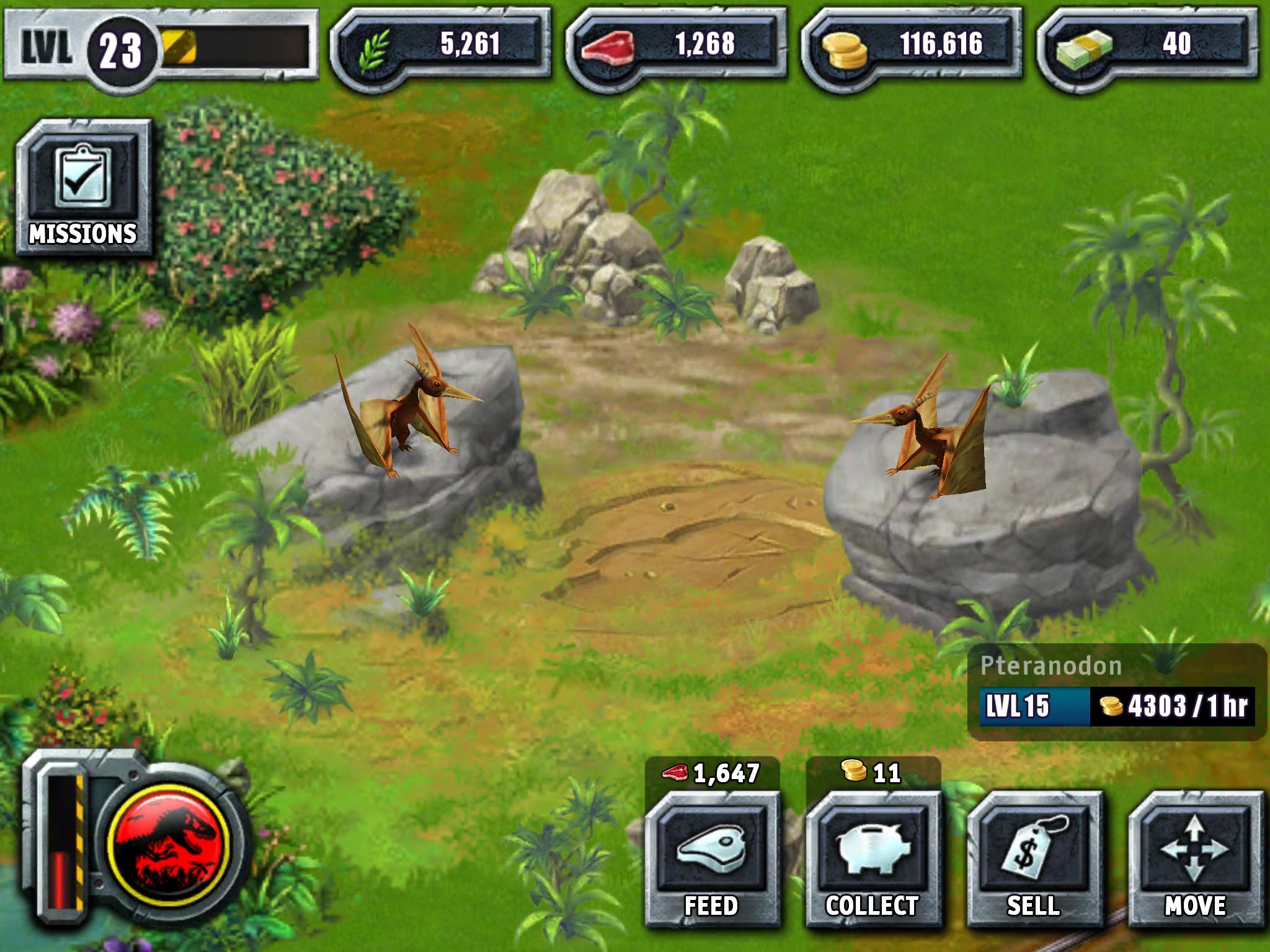 Pteranodon jurassic park builder wiki - Jurassic park builder decorations ...